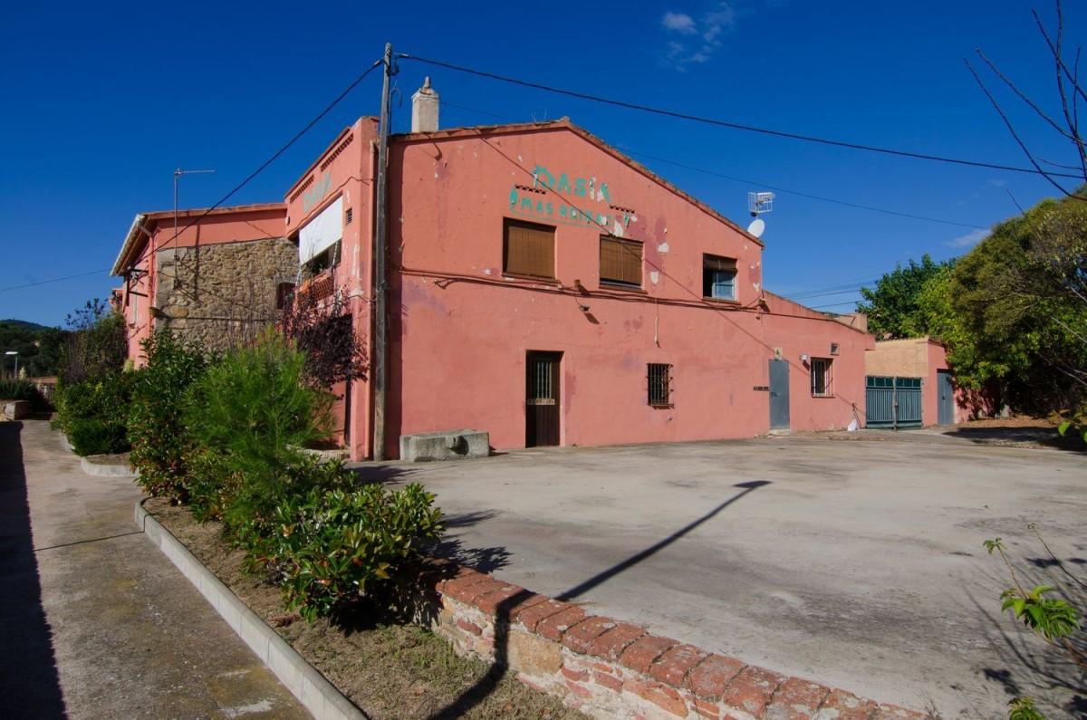 Casa Rural en Venta en  Palafolls
