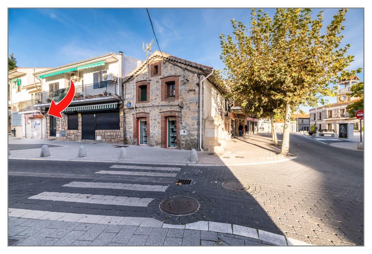Local Comercial en Venta en  Moralzarzal