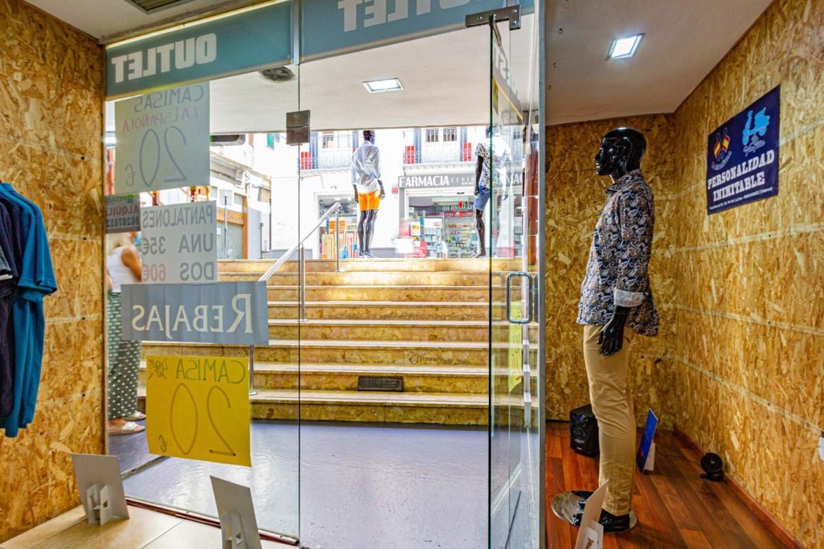 Local Comercial en Alquiler en Centro Ciudad, Gandía