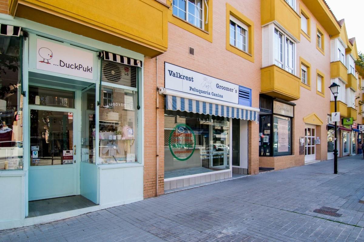 Local Comercial en Venta en  Villanueva de la Cañada