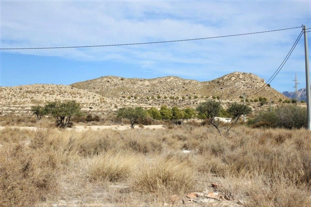 Suelo No Urbano en Venta en Villafranqueza-Santa Faz-Monegre, Alicante/Alacant