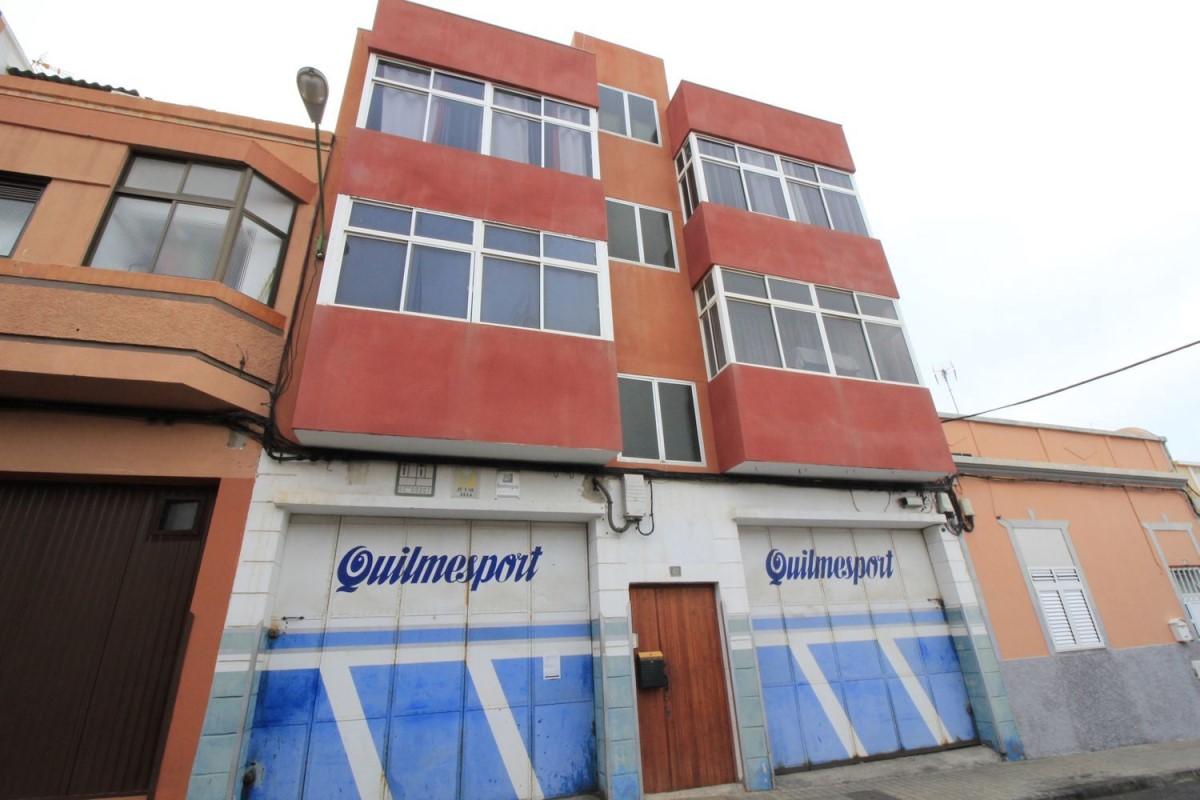 Edificio de Viviendas en Venta en Ciudad Alta, Palmas de Gran Canaria, Las