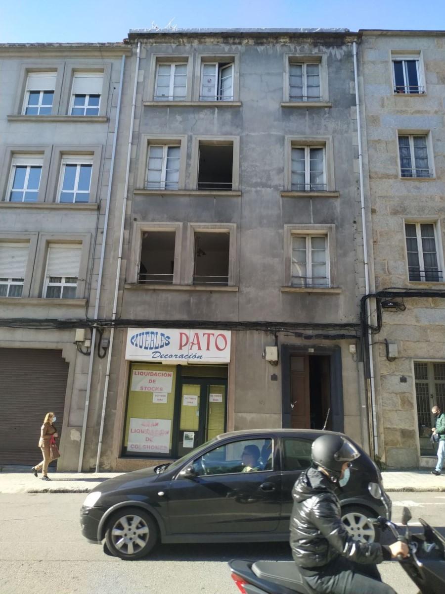 Edificio de Viviendas en Venta en  Ourense