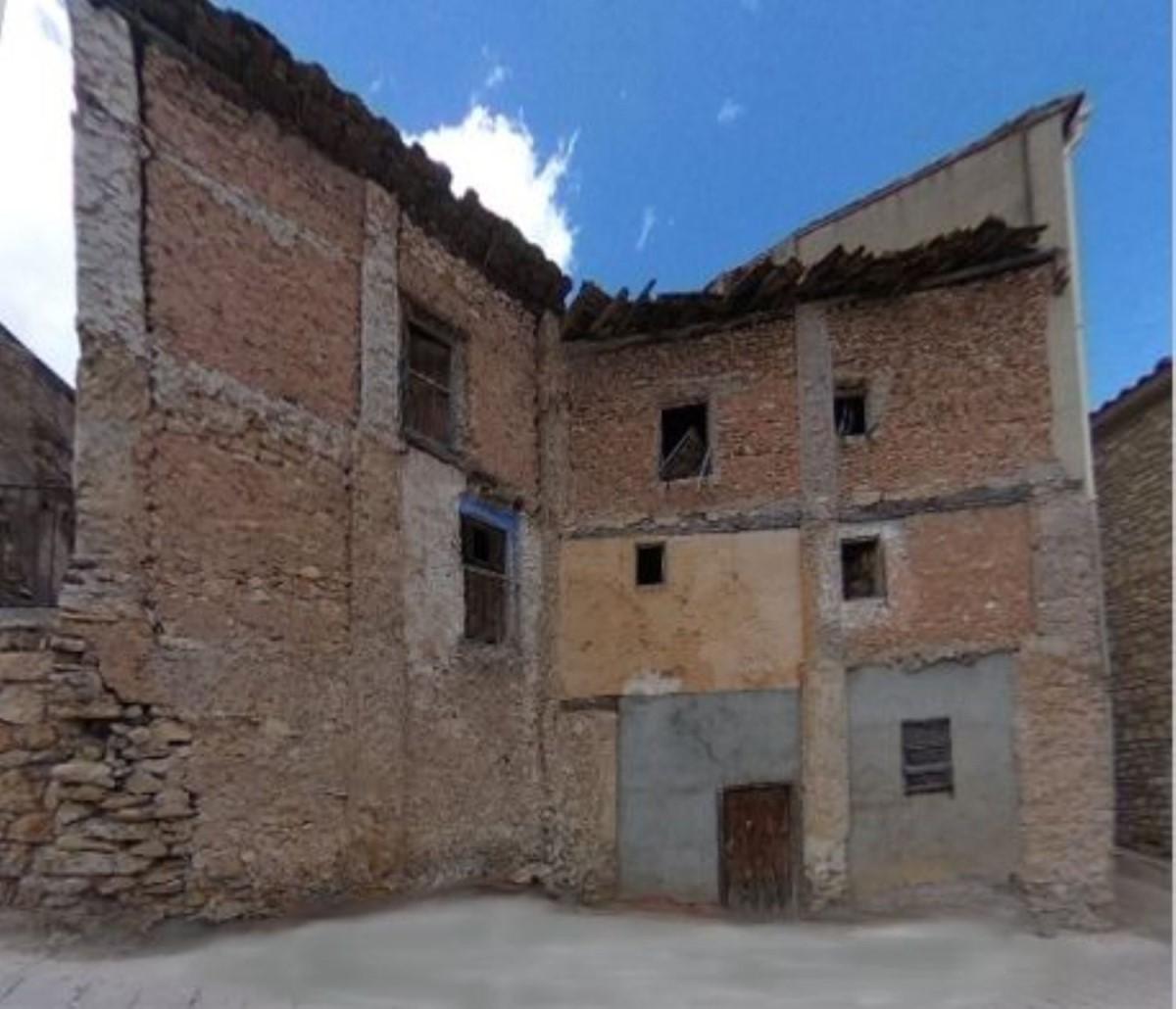 Casa Rural en Venta en  Vallanca