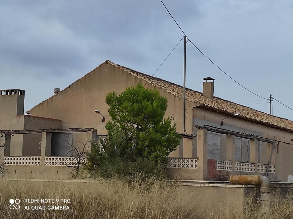 Casa Rural en Venta en  Monóvar