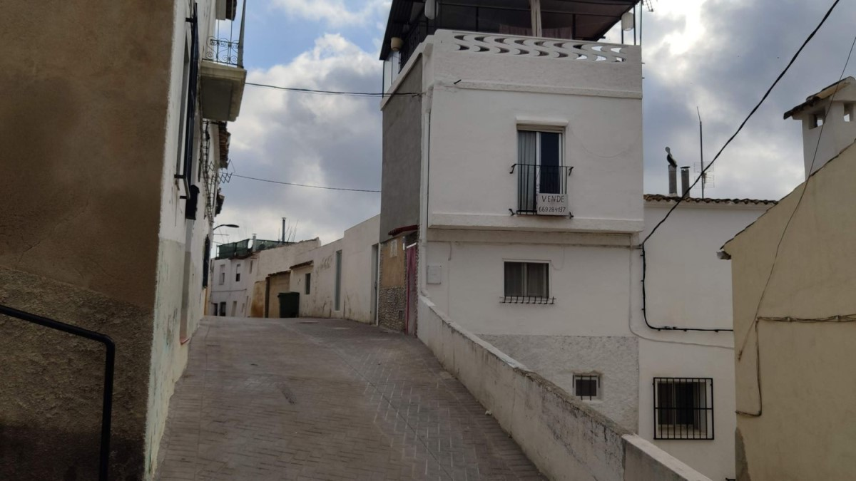 Casa Rural en Venta en  Callosa D´En Sarria