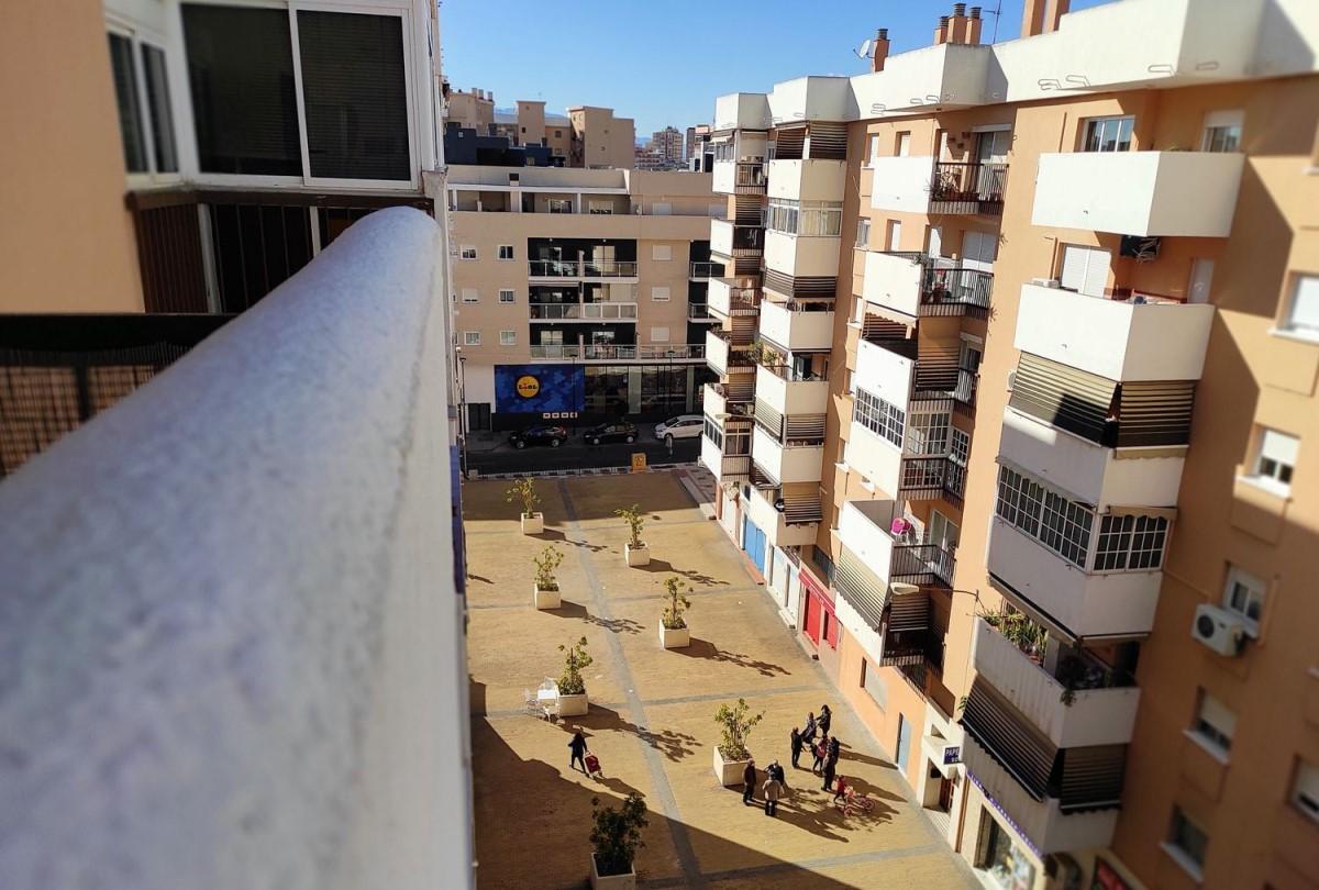 Piso en Alquiler en Cruz De Humilladero, Málaga