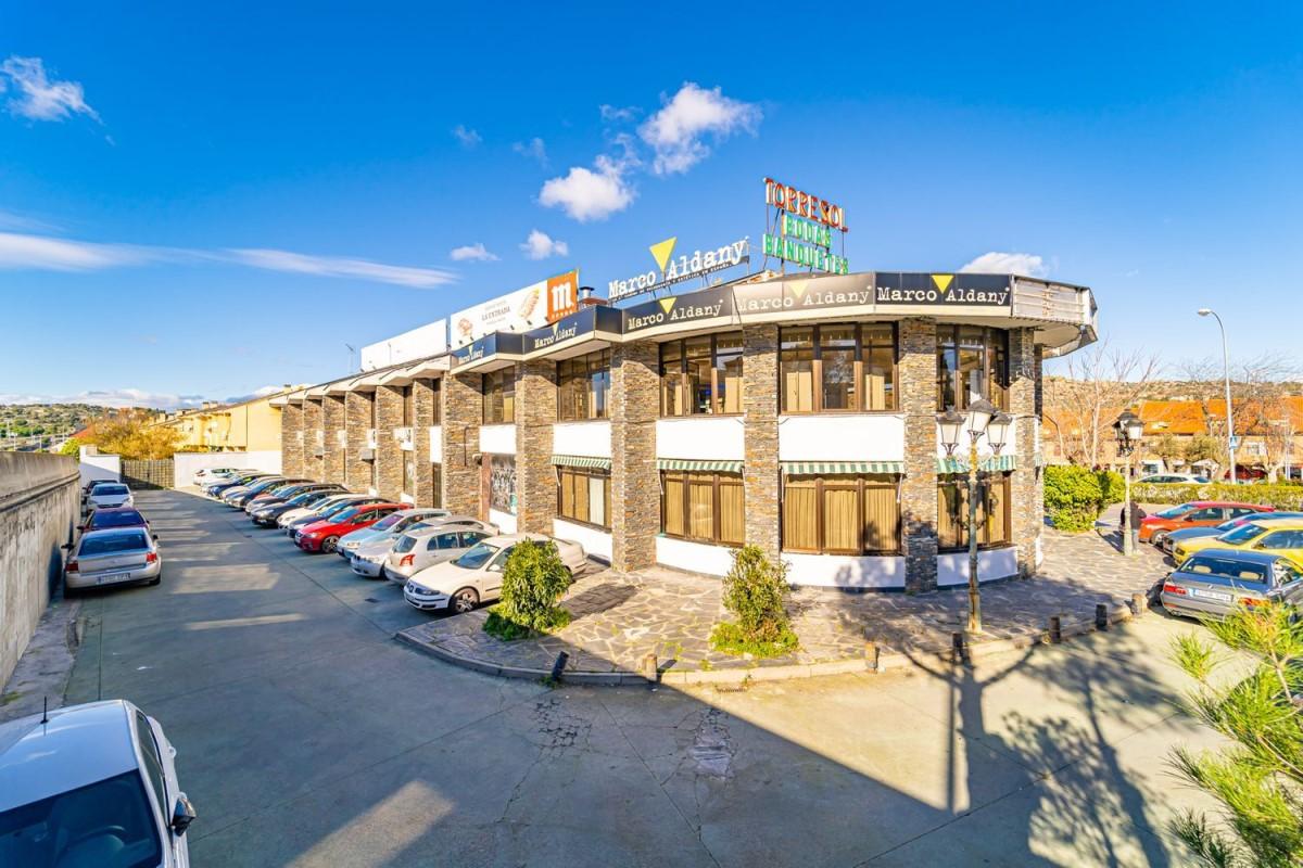 Local Comercial en Alquiler en  Torrelodones