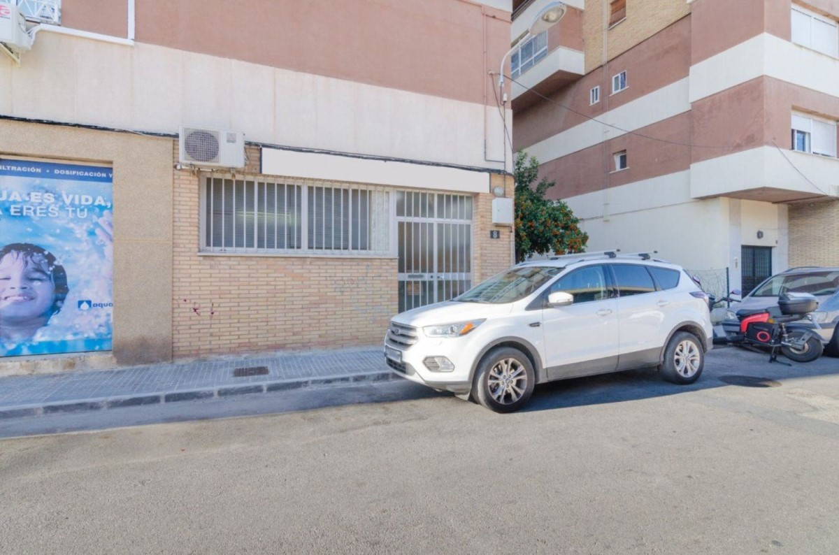 Local Comercial en Venta en Carretera De Cádiz, Málaga