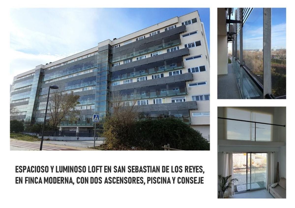 Oficina en Venta en  San Sebastián de Los Reyes