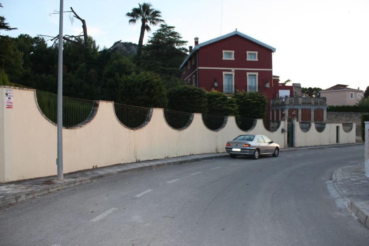 Casa Rural en Venta en  Biar