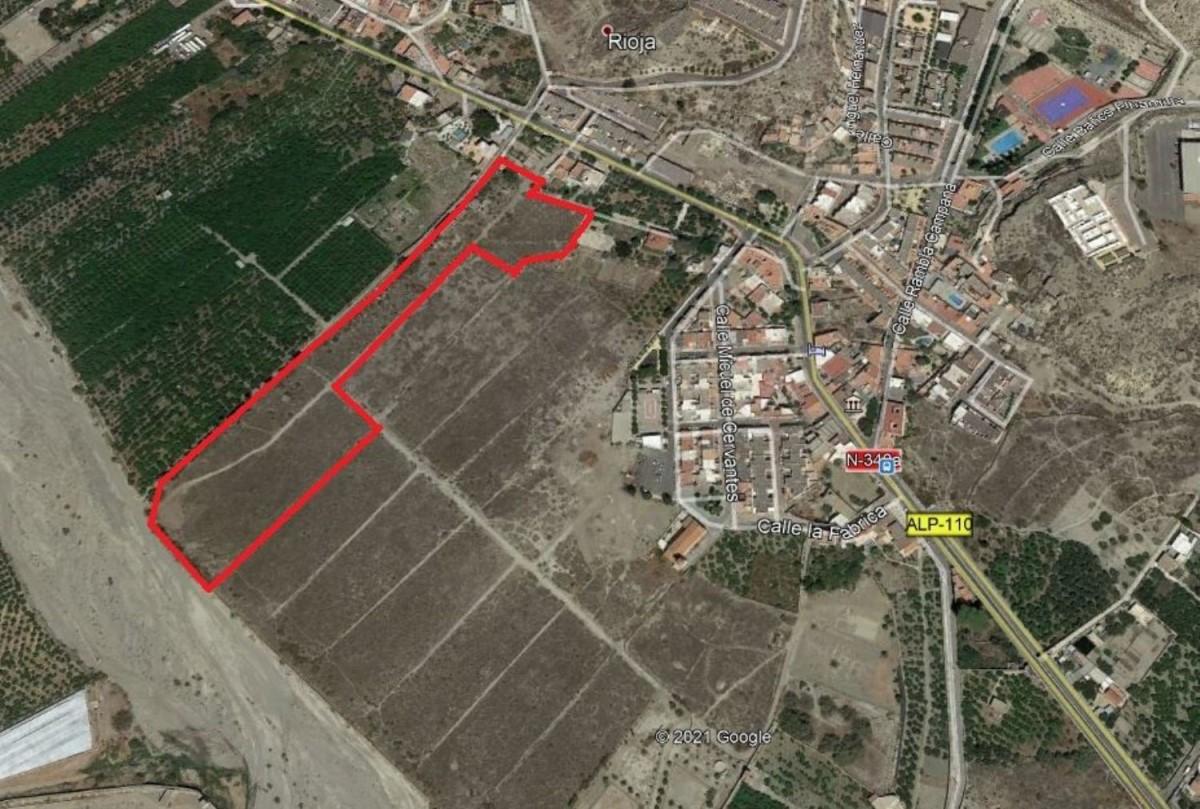 Suelo No Urbano en Venta en  Rioja