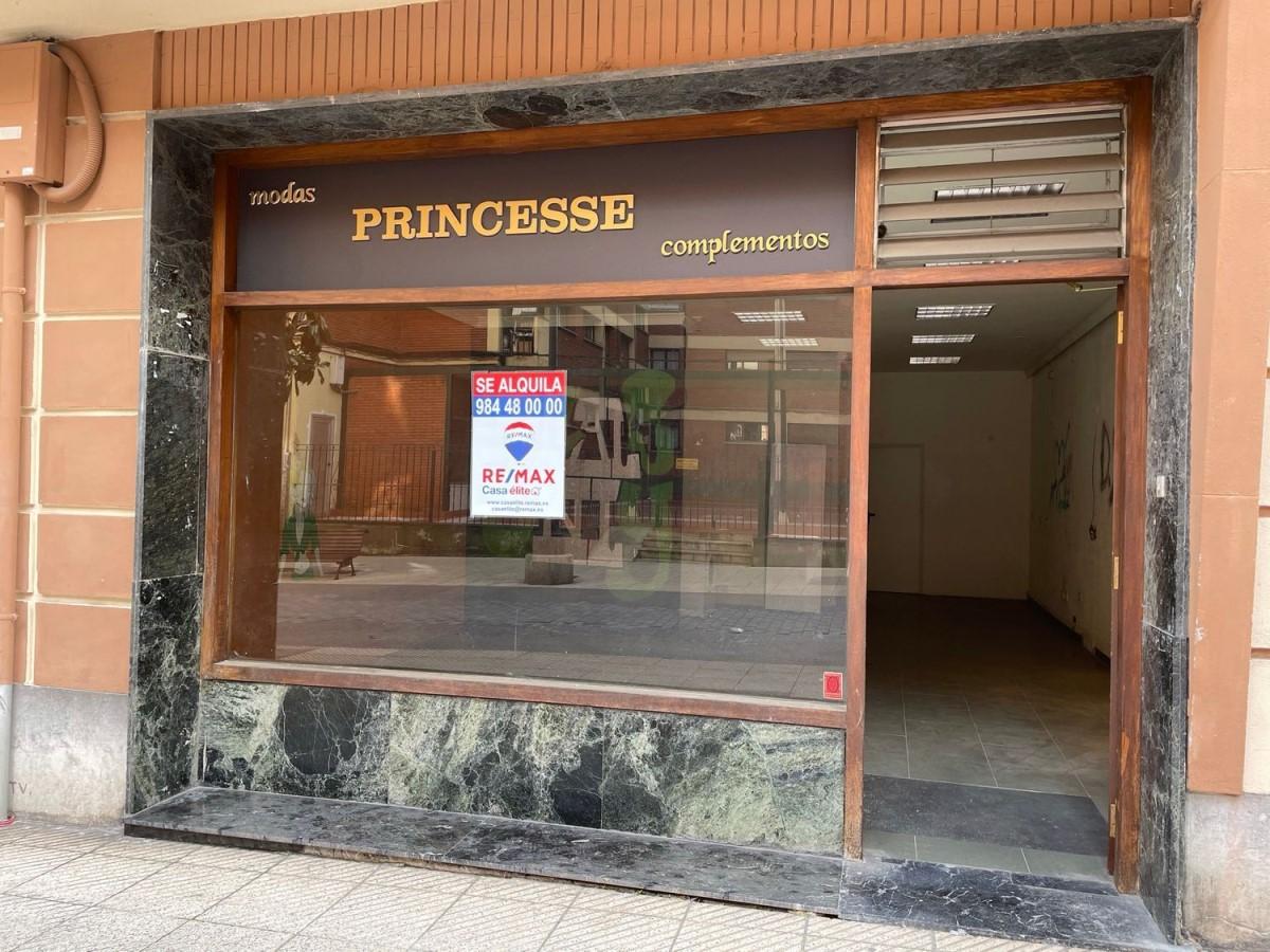 Local Comercial en Alquiler en Vallobín - La Florida, Oviedo