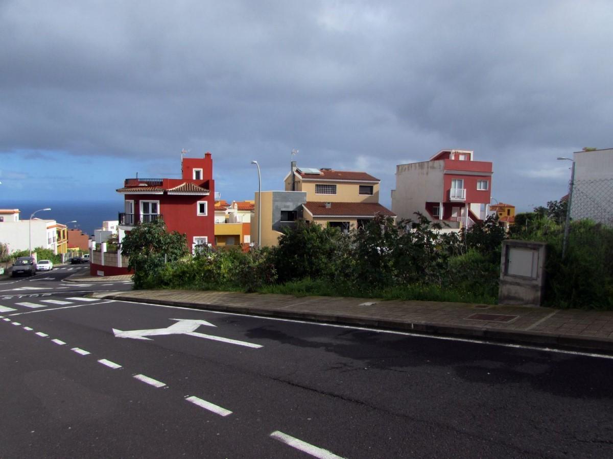 Suelo Urbano en Venta en  La Guancha