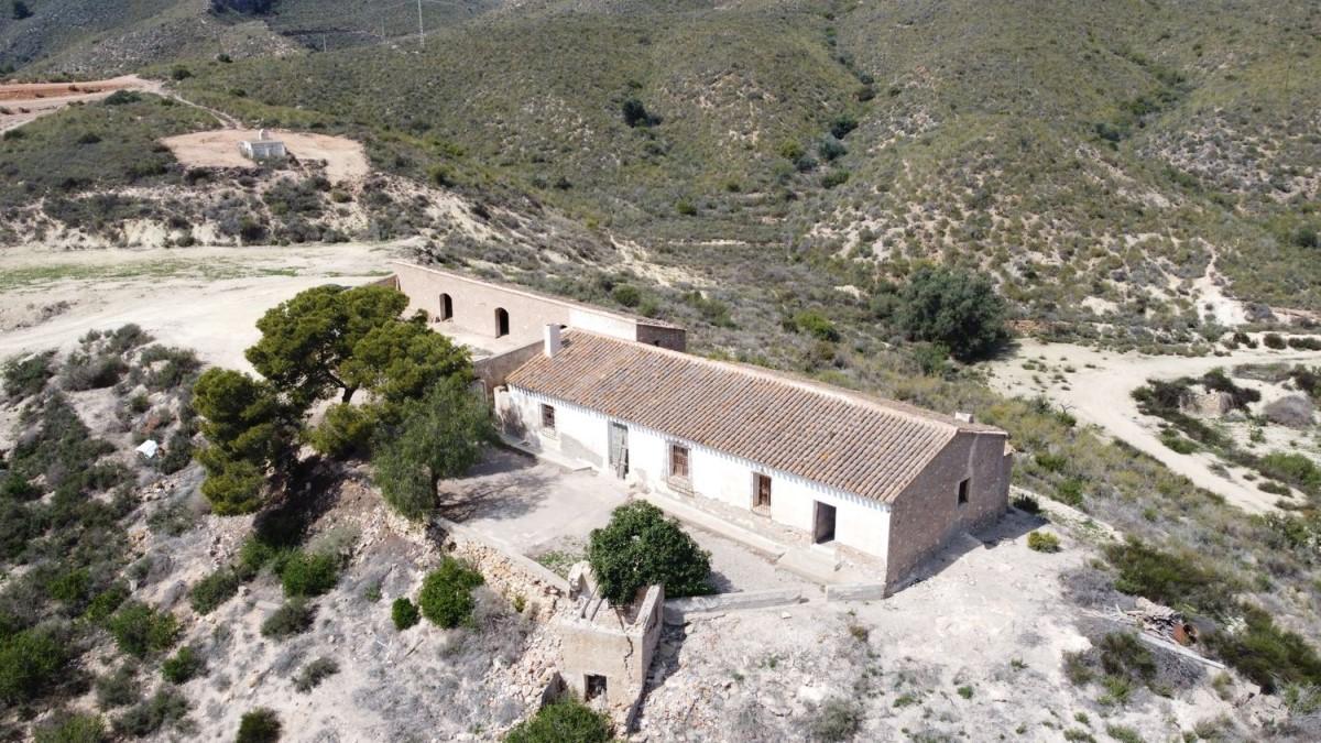 Casa Rural en Venta en  Mazarrón