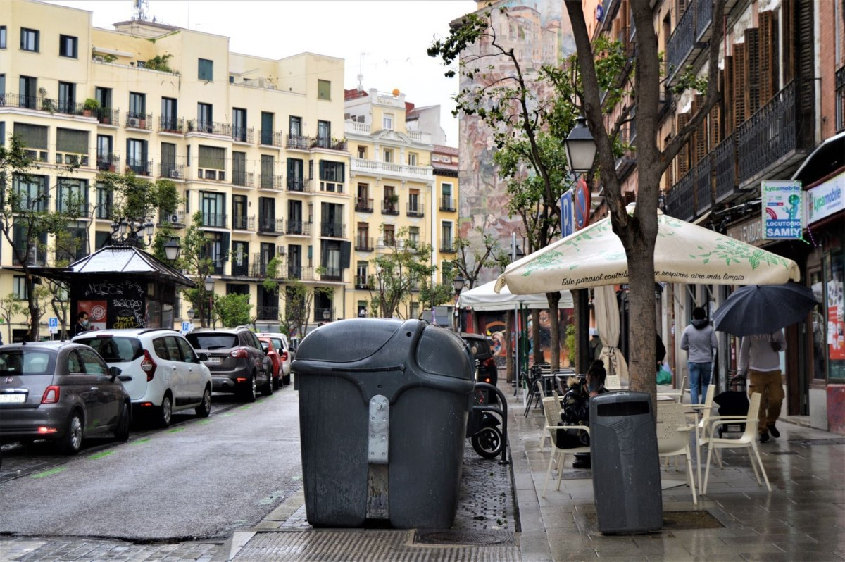 Garaje en Venta en Centro, Madrid
